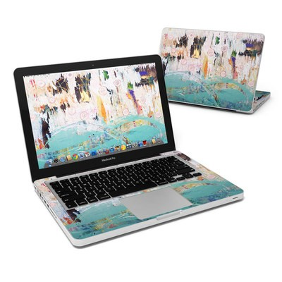 MacBook Pro 13in Skin - Vines