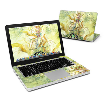 MacBook Pro 13in Skin - Virgo