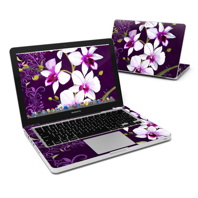 MacBook Pro 13in Skin - Violet Worlds