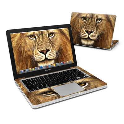 MacBook Pro 13in Skin - Warrior