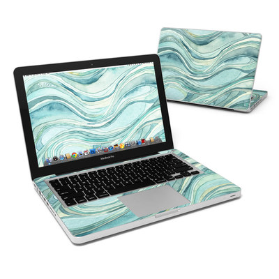 MacBook Pro 13in Skin - Waves