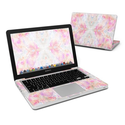 MacBook Pro 13in Skin - Watercolor Damask
