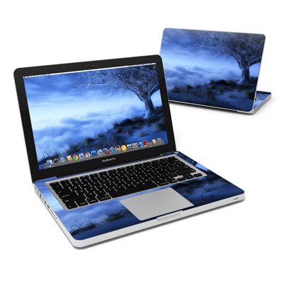 MacBook Pro 13in Skin - World's Edge Winter