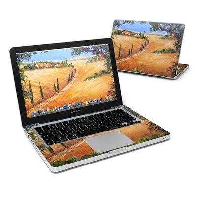 MacBook Pro 13in Skin - Wheat Fields