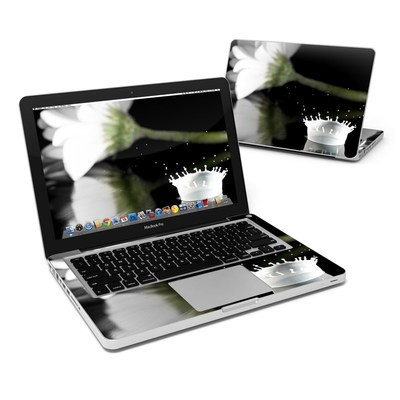 MacBook Pro 13in Skin - White Crown