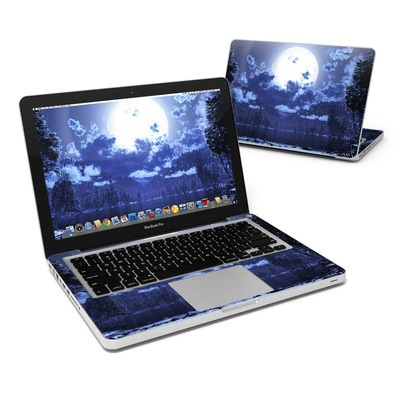 MacBook Pro 13in Skin - Wintermoon