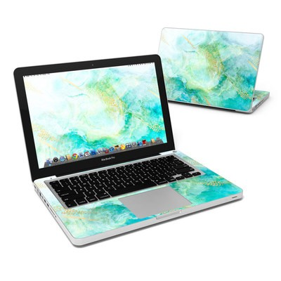MacBook Pro 13in Skin - Winter Marble