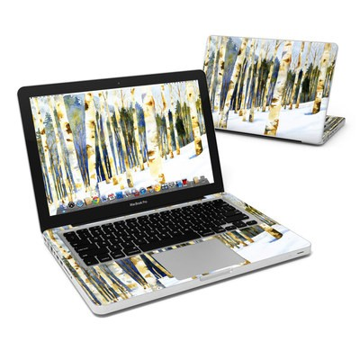 MacBook Pro 13in Skin - Winter Solstice