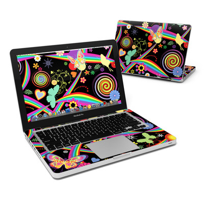 MacBook Pro 13in Skin - Wonderland