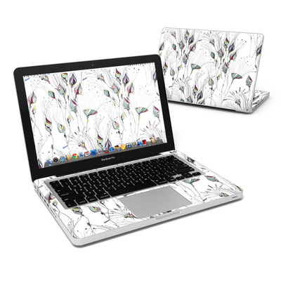 MacBook Pro 13in Skin - Wildflowers