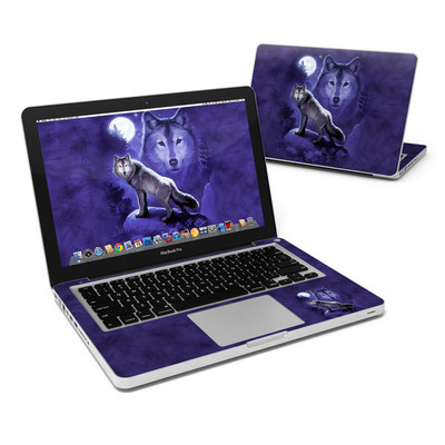 MacBook Pro 13in Skin - Wolf