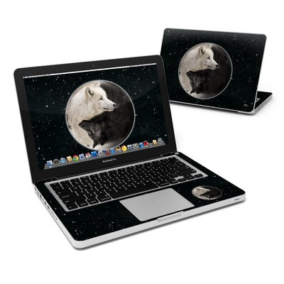 MacBook Pro 13in Skin - Wolf Zen