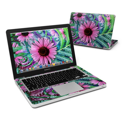 MacBook Pro 13in Skin - Wonder Blossom