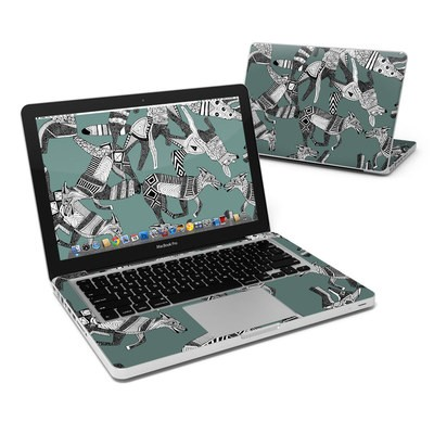 MacBook Pro 13in Skin - Woodland Fox