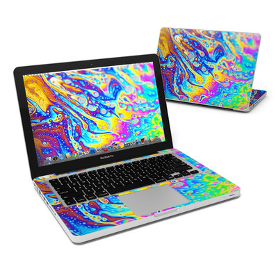 MacBook Pro 13in Skin - World of Soap
