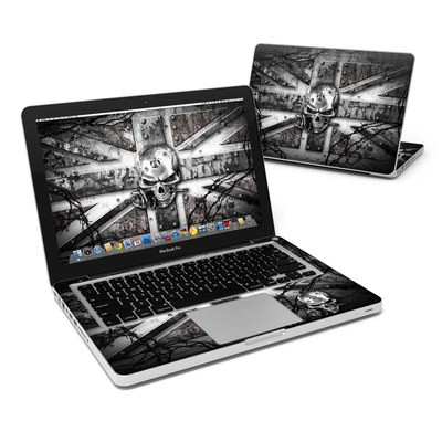 MacBook Pro 13in Skin - Wrought Iron