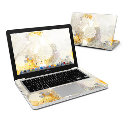 MacBook Pro 13in Skin - White Velvet