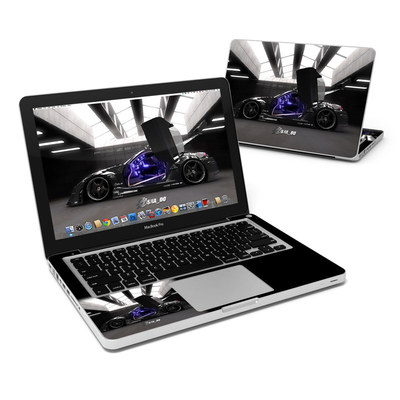 MacBook Pro 13in Skin - Z33 Dark