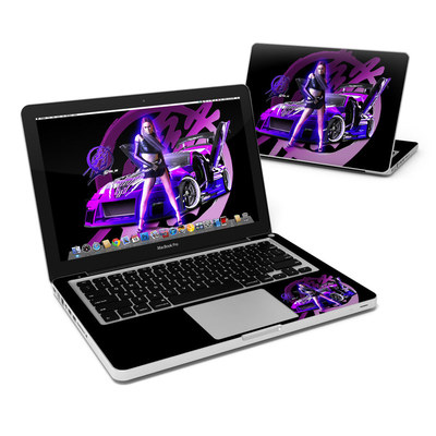 MacBook Pro 13in Skin - Z33 Purple