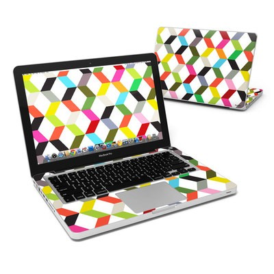 MacBook Pro 13in Skin - Ziggy Cube