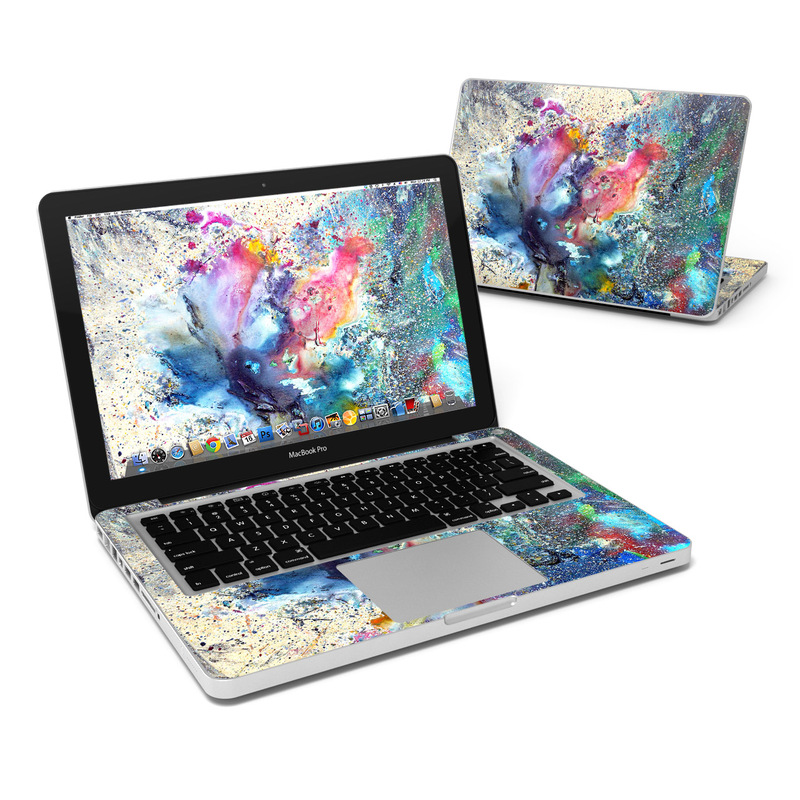 best sneakers 25c62 cb209 MacBook Pro 13in Skin - Cosmic Flower