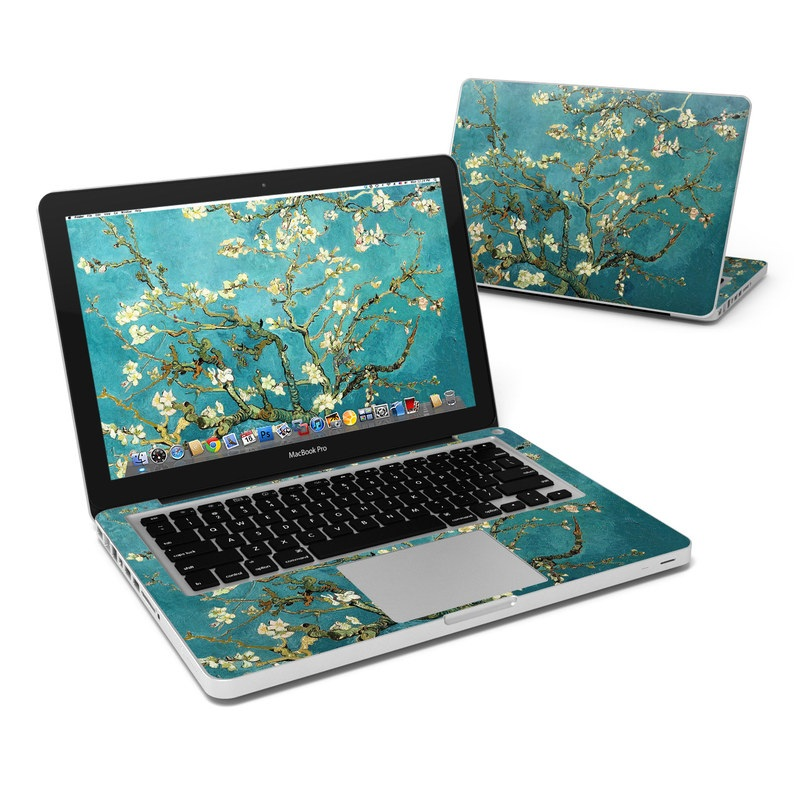 Macbook Pro 13in Skin Blossoming Almond Tree By Vincent