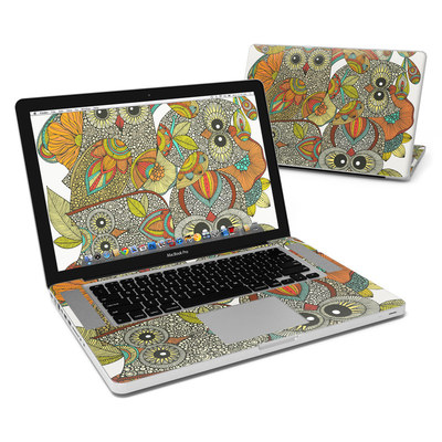 MacBook Pro 15in Skin - 4 owls