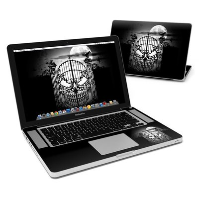 MacBook Pro 15in Skin - Abandon Hope