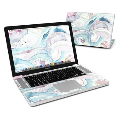 MacBook Pro 15in Skin - Abstract Organic