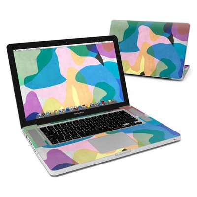 MacBook Pro 15in Skin - Abstract Camo