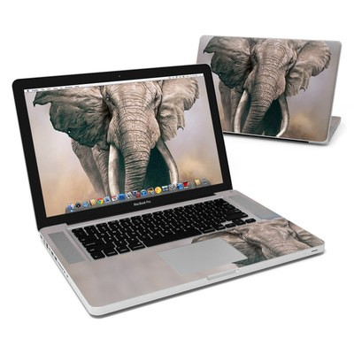 MacBook Pro 15in Skin - African Elephant