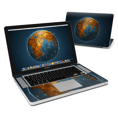 MacBook Pro 15in Skin - Airlines