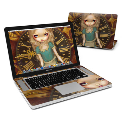 MacBook Pro 15in Skin - Alice Clockwork