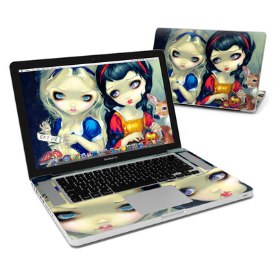 MacBook Pro 15in Skin - Alice & Snow White