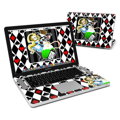 MacBook Pro 15in Skin - Alice