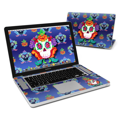 MacBook Pro 15in Skin - Altar Skull