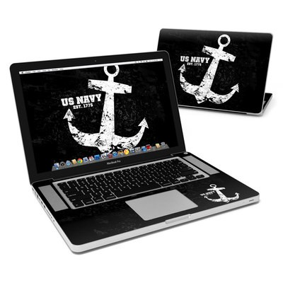 MacBook Pro 15in Skin - Anchor