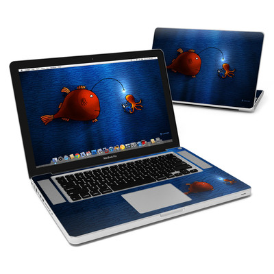 MacBook Pro 15in Skin - Angler Fish