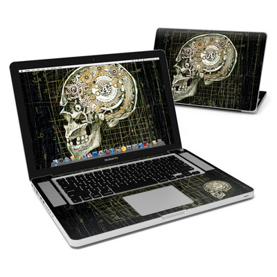 MacBook Pro 15in Skin - Anima Autonima
