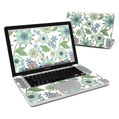 MacBook Pro 15in Skin - Antique Nouveau