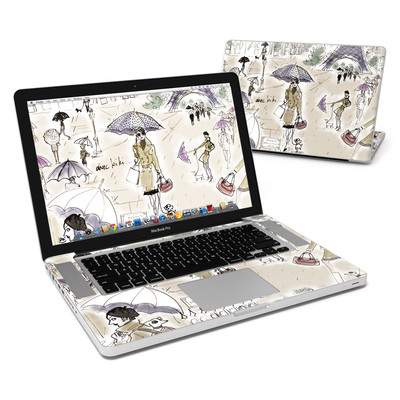 MacBook Pro 15in Skin - Ah Paris