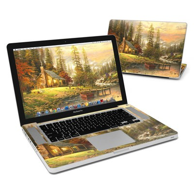 MacBook Pro 15in Skin - A Peaceful Retreat