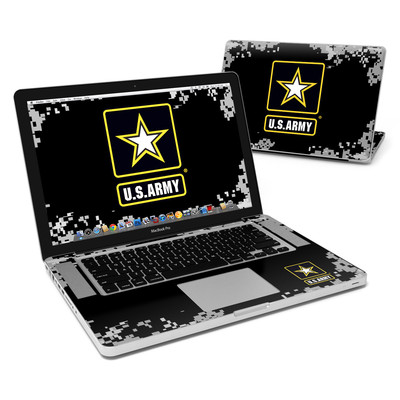 MacBook Pro 15in Skin - Army Pride