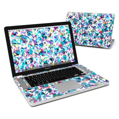 MacBook Pro 15in Skin - Aquatic Flowers