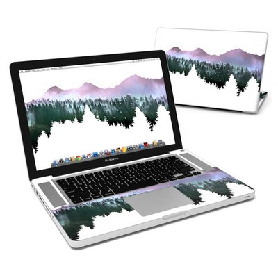 MacBook Pro 15in Skin - Arcane Grove