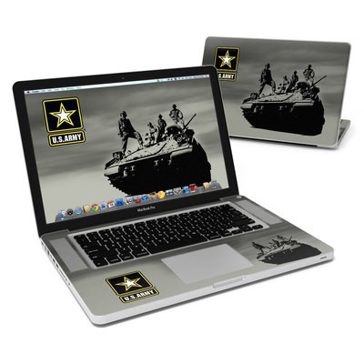 MacBook Pro 15in Skin - Army Troop