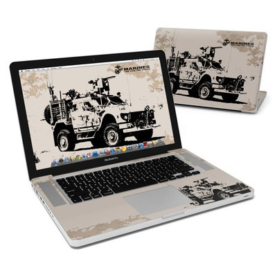 MacBook Pro 15in Skin - Artillery