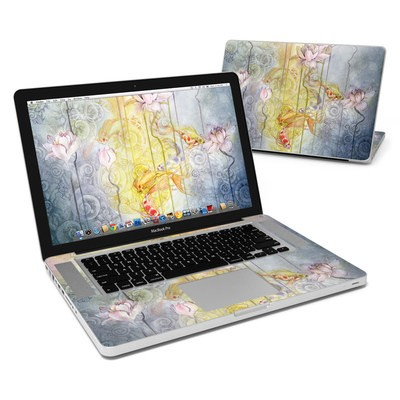 MacBook Pro 15in Skin - Aspirations