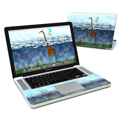 MacBook Pro 15in Skin - Above The Clouds