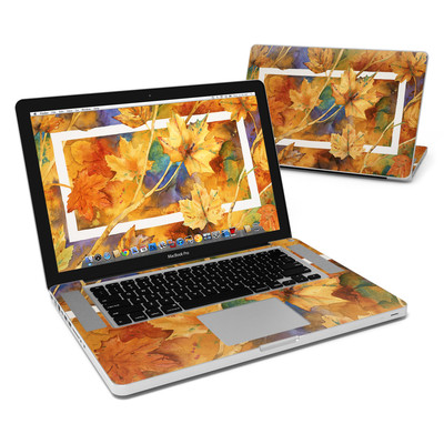 MacBook Pro 15in Skin - Autumn Days